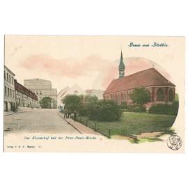 299.  Stettin (Szczecin), Bugenhagenkirche