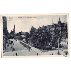 308.    Stettin (Szczecin), Klosterhof, 1911