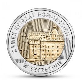 III RP, 5 złotych, 2015, Odkryj Polskę – Kanał Bydgoski