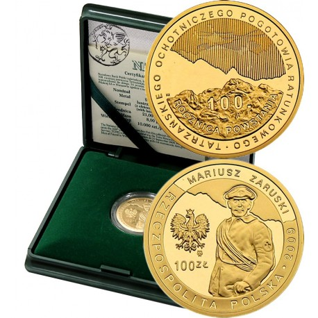 Polska, III RP, 200 złotych, 2009, Wybory