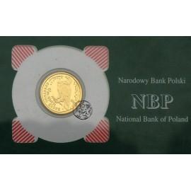 Polska, III RP, 50 zł, 1995, Orzeł Bielik