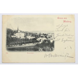 322. Stettin (Szczecin), Freihafen, 1909, księżycówka