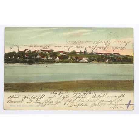 323. Międzyzdroje/ Misdroy, Panorama, z obiegu 1899