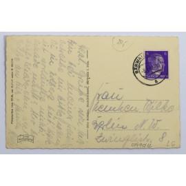 324. Czelin / Zellin, z obiegu 1902