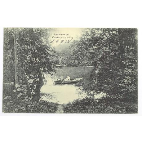 Międzyzdroje/ Misdroy, z obiegu 1918