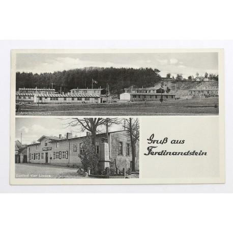 333. Wełtyń/ Weltin, z obiegu 1928