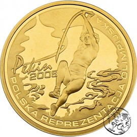 Polska, III RP, 200 złotych, 2009, Husarz