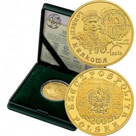 III RP, 200 złotych, 2007, 750-lecie Krakowa