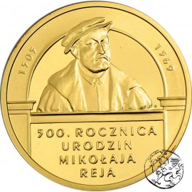 Polska, III RP, 200 złotych, 2005, Rej