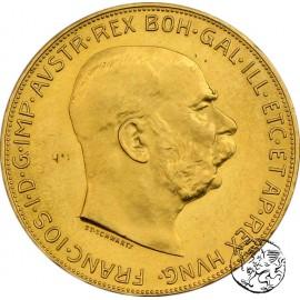 Austria, 100 koron, 1915 NB