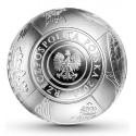 Polska, 100 złotych, 2018, Niepodległość - Kula