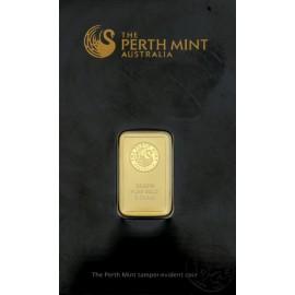 Australia, Perth mint, Sztabka złota 5 g
