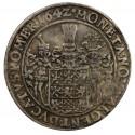 Pomorze, Szczecin, talar, Krystyna, 1642