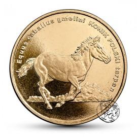 III RP, 2 złote, 2013, Konik Polski