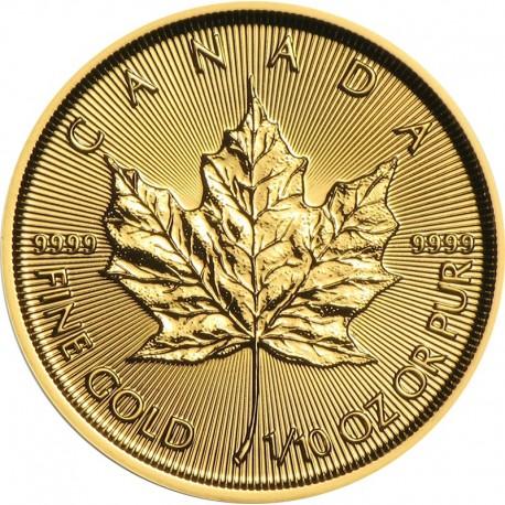 Kanadyjski Liść Klonowy 1 oz