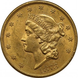 USA, 20 dolarów, 1924