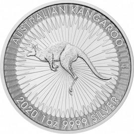 Australia, 1 dolar, Kangur, uncja srebra