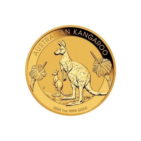 Australia, 100 dolarów, 2011,  Kangur, uncja złota