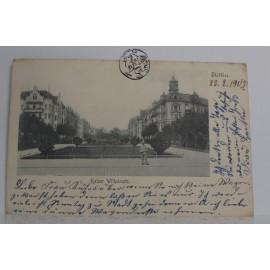 264 Stettin (Szczecin) -   Augustaplatz, 1905