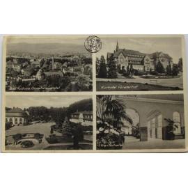 270 Bad Kudowa (Kudowa-Zdrój) -  4 widoki, 1933