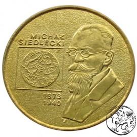 III RP, 2 złote, 2001, Michał Siedlecki