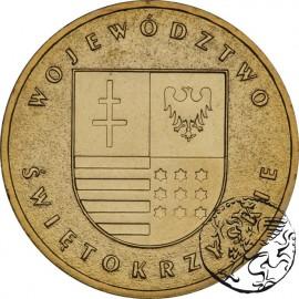 III RP, 2 złote, 2005, Województwo Świętokrzyskie