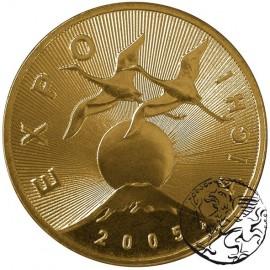 III RP, 2 złote, 2005, Światowa Wystawa EXPO