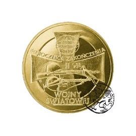 III RP, 2 złote, 2005, II wojna światowa