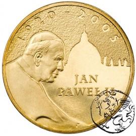 III RP, 2 złote, 2005, Jan Paweł II