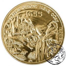 III RP, 2 złote, 2005, 350-lecie obrony Jasnej Góry