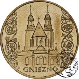 III RP, 2 złote, 2005, Gniezno