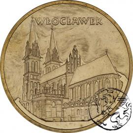 III RP, 2 złote, 2005, Włocławek