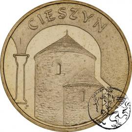 III RP, 2 złote, 2005, Cieszyn