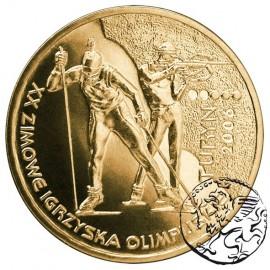 III RP, 2 złote, 2006, Turyn 2006