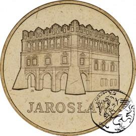 III RP, 2 złote, 2006, Jarosław