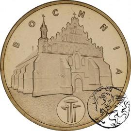 III RP, 2 złote, 2006, Bochnia