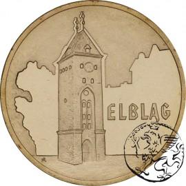 III RP, 2 złote, 2006, Elbląg