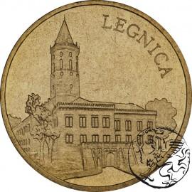 III RP, 2 złote, 2006, Legnica