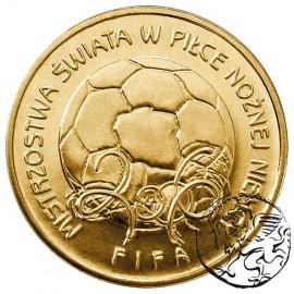 III RP, 2 złote, 2006, MŚ w piłce nożnej Niemcy