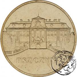 III RP, 2 złote, 2006, Pszczyna