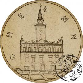III RP, 2 złote, 2006, Chełmno