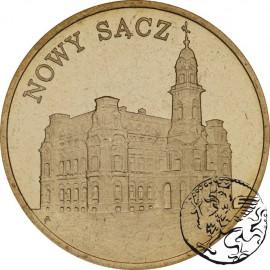 III RP, 2 złote, 2006, Nowy Sącz