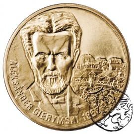 III RP, 2 złote, 2006, Aleksander Gierymski