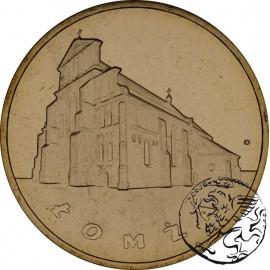III RP, 2 złote, 2007, Łomża