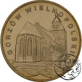 III RP, 2 złote, 2007, Gorzów Wielkopolski