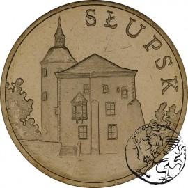 III RP, 2 złote, 2007, Słupsk
