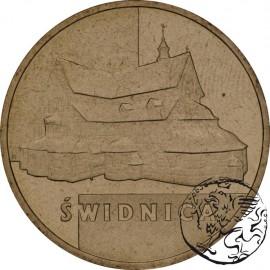 III RP, 2 złote, 2007, Świdnica