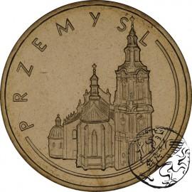 III RP, 2 złote, 2007, Przemyśl