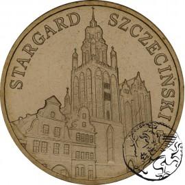 III RP, 2 złote, 2007, Stargard Szczeciński