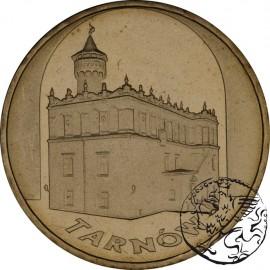 III RP, 2 złote, 2007, Tarnów